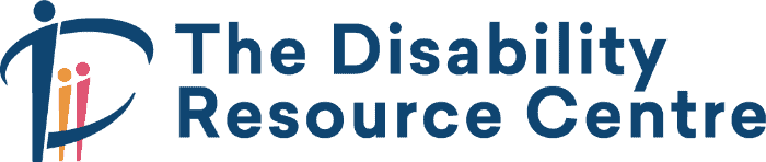 The Disability Resource Centre logo x1