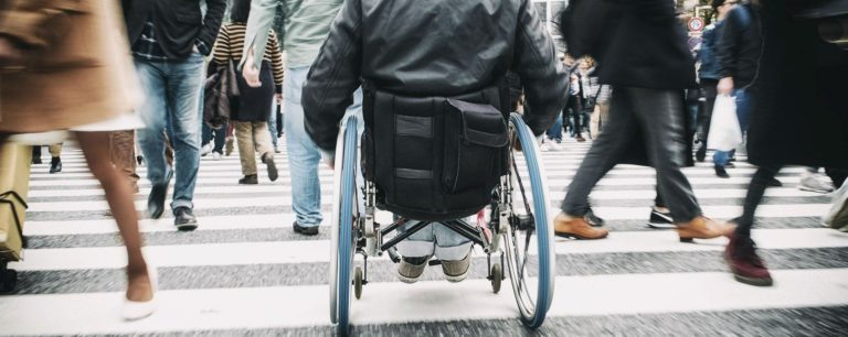 Disability equipment advice