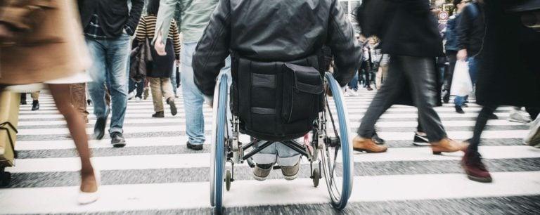 Disability equipment advice