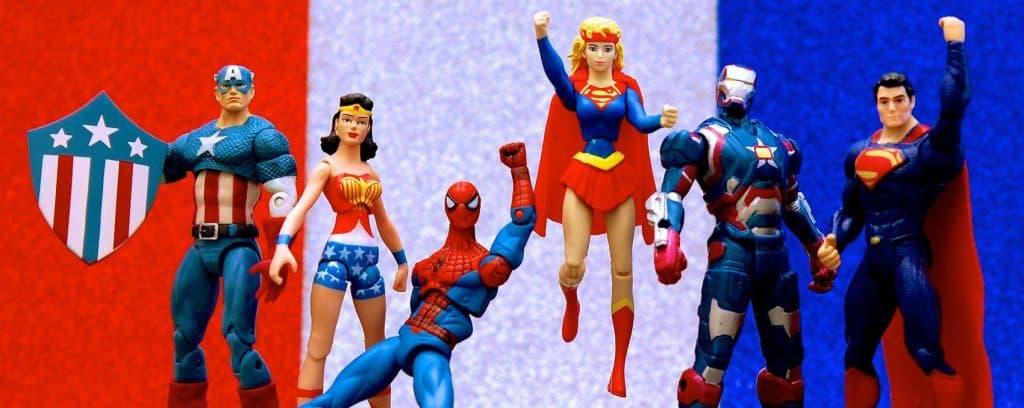 Join our team of superhero volunteers